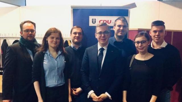 CDU-Neujahrsempfang mit Philipp Amthor MdB