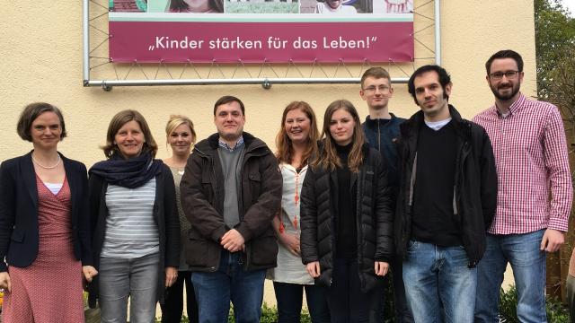 Besuch der Evangelischen Jugendhilfe