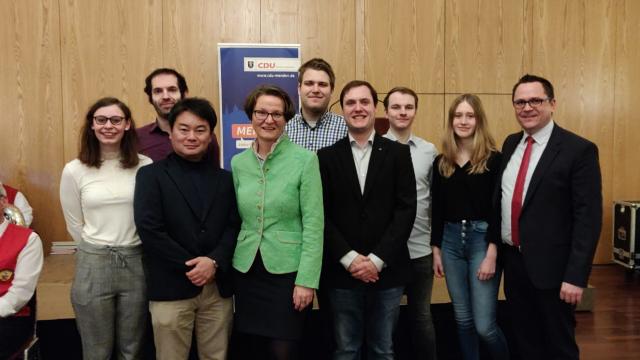Jahresempfang 2020 der CDU Menden